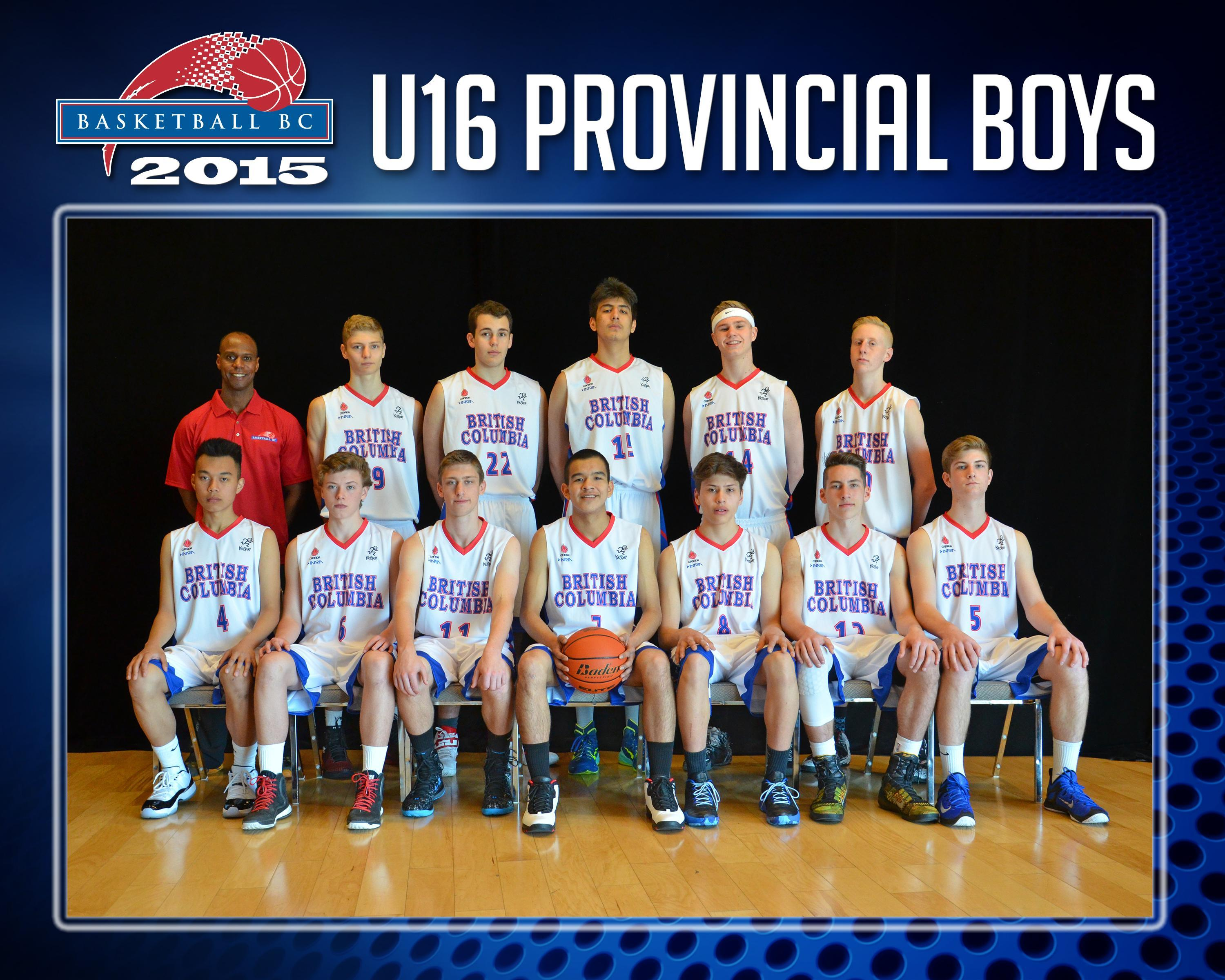 2015 rosters - basketball bc