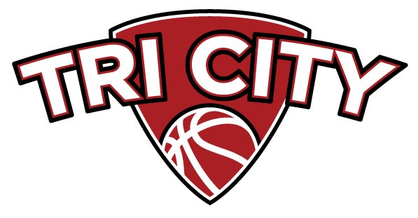 TRI CITY YOUTH BASKETBALL ASSOCIATION Logo